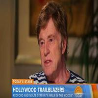VIDEO: Robert Redford Reveals Why He Won't Watch His Own Films
