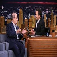 VIDEO: Author Salman Rushdie Reveals He Wrote a Song for U2 on TONIGHT