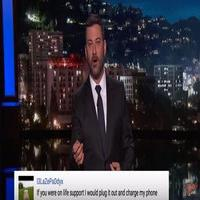 VIDEO: Jimmy Kimmel Responds to More Comments From Angry Video Game Watchers