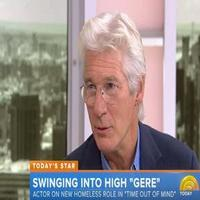VIDEO: Richard Gere Talks Portraying Homeless Man In TIME OUT OF MIND