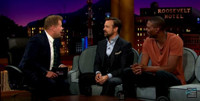 VIDEO: James Corden Has Sex Talk & More with Guests Jason Sudeikis & Chris Bosh