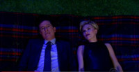 VIDEO: Stephen & Scarlett Johansson Ask The Big Questions on LATE SHOW