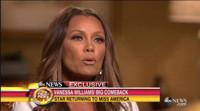 VIDEO: Vanessa Williams Talks Return to MISS AMERICA After Scandal