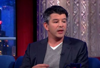 VIDEO: Uber CEO Travis Kalanick Explains How Uber Has Changed the Taxi Industry on LATE SHOW