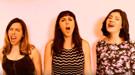 STAGE TUBE: Watch Trio Perform SPRING AWAKENING & Taylor Swift Mashup!