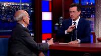 VIDEO: Supreme Court Justice Stephen Breyer Visits LATE SHOW