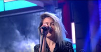 VIDEO: The Dead Weather Perform 'I Feel Love' on THE LATE SHOW