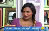 VIDEO: Mindy Kaling Talks New Season of 'MINDY PROJECT'; Latest Book on 'Today'