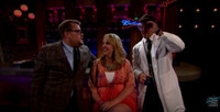VIDEO: James Corden & Robin Thicke Try Out Their Best Pick Up Lines