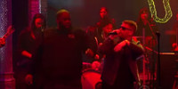 VIDEO: Run The Jewels Perform 'Angel Duster' on COLBERT