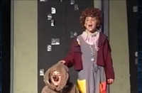VIDEO: Check Out Ariana Grande as ANNIE in Adorable Vintage Clip