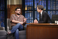 VIDEO: Horatio Sanz Recalls Donald Trump as an SNL Host on LATE NIGHT