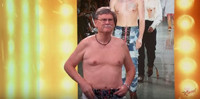 VIDEO: JIMMY KIMMEL Asks Studio Audience Members to Model NY Fashion Week Outfits