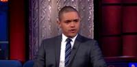 VIDEO: Trevor Noah Impersonates The Entire GOP Debate on COLBERT