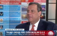 VIDEO: Chris Christie: 'I Would Have Corrected Man Who Called Obama Muslim'