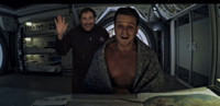 VIDEO: Richard Kind Shares 'Surprise' Footage from New Film THE MARTIAN on Late Night