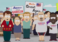 VIDEO: Sneak Peek - Comedy Central's SOUTH PARK Takes on Illegal Immigration