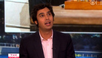 VIDEO: Kunal Nayyar Talks Punching Jesse Eisenberg in Off Broadway's THE SPOILS