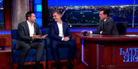 VIDEO: Hugh Jackman Talks Upcoming Global Citizen Festival on LATE SHOW