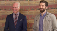 BWW TV: Watch FINDING NEVERLAND's Matthew Morrison on PROJECT RUNWAY!