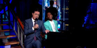 VIDEO: Stephen Colbert Shares Special Musical Message for The Pope