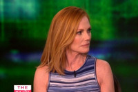 VIDEO: Marg Helgenberger Chats Epic 'CSI' Series Finale on THE TALK