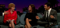 VIDEO: Carol Burnett & Fred Savage Recall 'The Wonder Years' on CORDEN
