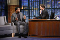 VIDEO: Chiwetel Ejiofor Talks New Film THE MARTIAN on 'Late Night'
