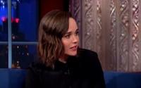 VIDEO: Ellen Page Talks New Film FREEHELD & LGBT Progress on COLBERT
