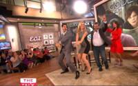 VIDEO: Cast of CBS's CODE BLACK Have Impromptu Dance-Off on 'The Talk'