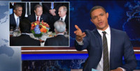 VIDEO: Trevor Noah Says Cheers to Another Cold War on Last Night's THE DAILY SHOW