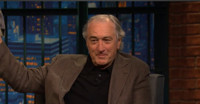 VIDEO: Robert DeNiro Shows Off His 'Bernie Madoff' Hair on LATE NIGHT