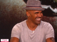 VIDEO: Shemar Moore Talks Hilarious Backstage 'Criminal Minds' Mishap on THE TALK