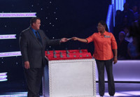VIDEO: Sneak Peek - Contestant Wins $13K in 'Bank Buster' on MONOPOLY MILLIONAIRES' CLUB