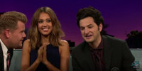 VIDEO: Jessica Alba Prank Calls Her Company w/ Ben Schwartz on CORDEN