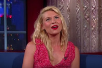 VIDEO: Claire Danes Explains 'Homeland's Opening Credits on COLBERT