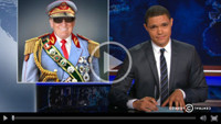 VIDEO: Trevor Noah Calls Out Donald Trump on DAILY SHOW