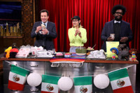 VIDEO: Chef Bowien Teaches Jimmy Fallon to Make Chinese Food Burrito