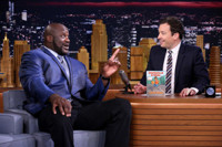 VIDEO: Shaquille O'Neal Talks New Book Series 'Little Shaq' on TONIGHT SHOW