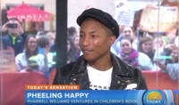 VIDEO: Pharrell Williams Talks Turning 'Happy' Into New Children's Book
