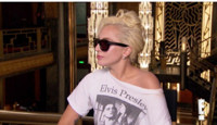 VIDEO: Lady Gaga Talks AMERICAN HORROR STORY from Set of Show
