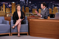VIDEO: Ronda Rousey Addresses Floyd Mayweather Remarks on TONIGHT SHOW