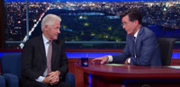 VIDEO: Bill Clinton Explains Why Sanders & Trump Are Doing So Well on COLBERT