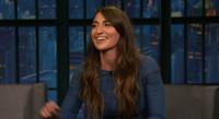 VIDEO: Sara Bareilles Leads LITTLE MERMAID Sing-Along on 'Late Night'