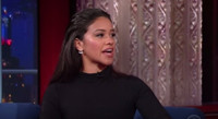 VIDEO: Stephen Colbert Wants to Join Gina Rodriguez's Cult