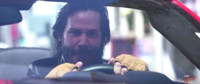 VIDEO: Jimmy Kimmel & Keanu Reeves Star in 'Upcoming Blockbuster' A REASONABLE SPEED