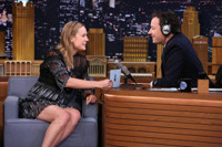 VIDEO: Brie Larson Takes On 'The Whisper Challenge' on TONIGHT