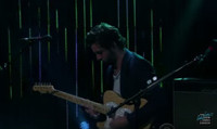 VIDEO: The Maccabees Perform 'Marks to Prove It' on JAMES CORDEN