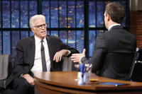 VIDEO: Ted Danson Talks Being Friends with Larry David on LATE NIGHT