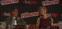 VIDEO: THE LIBRARIANS' Rebecca Romijn & More Visit New York Comic Con!